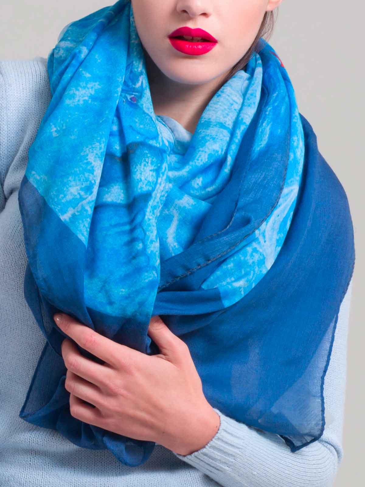 foulard-blu-genovese