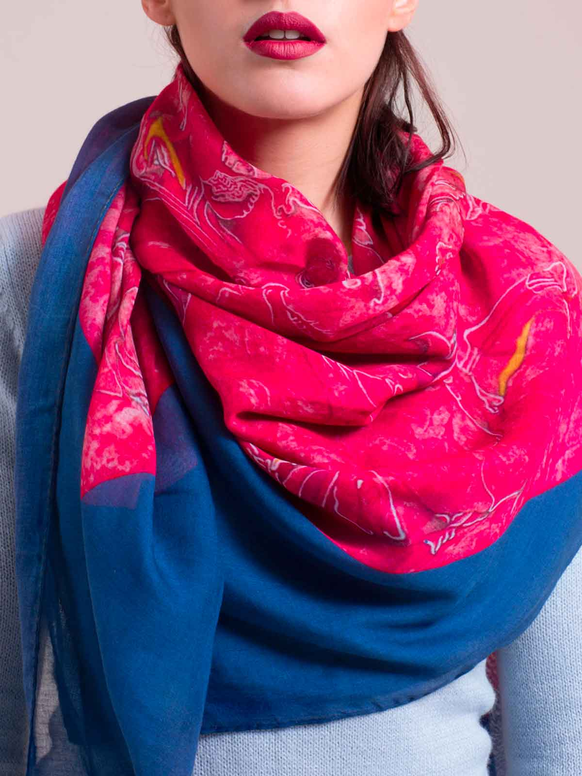 foulard-leporis