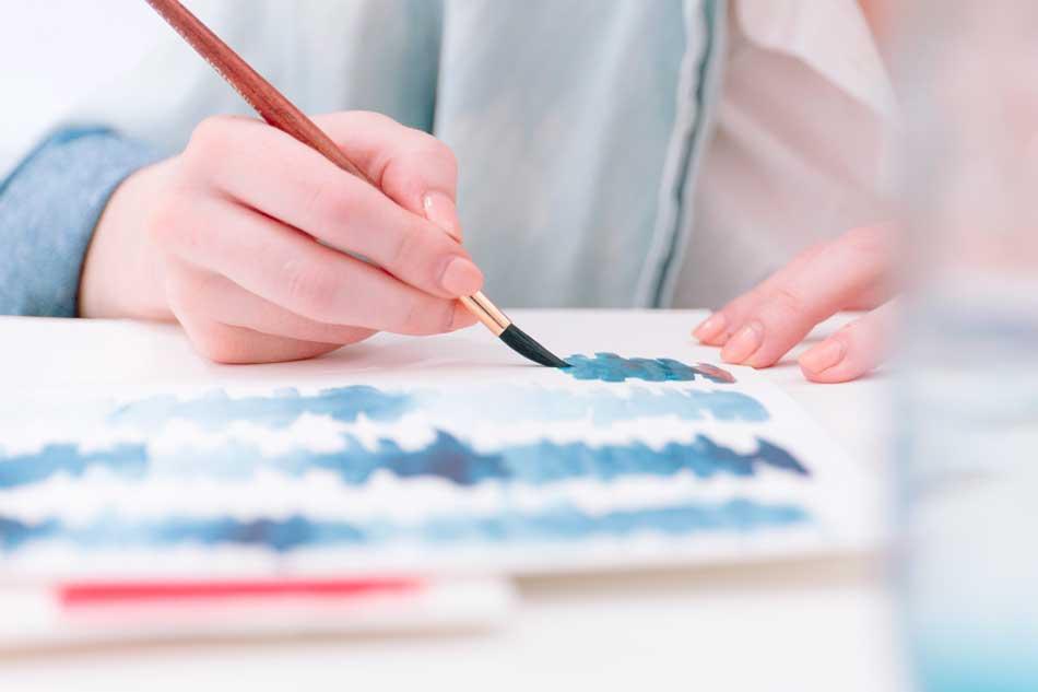 Corsi e lezioni di disegno, pittura e acquerello
