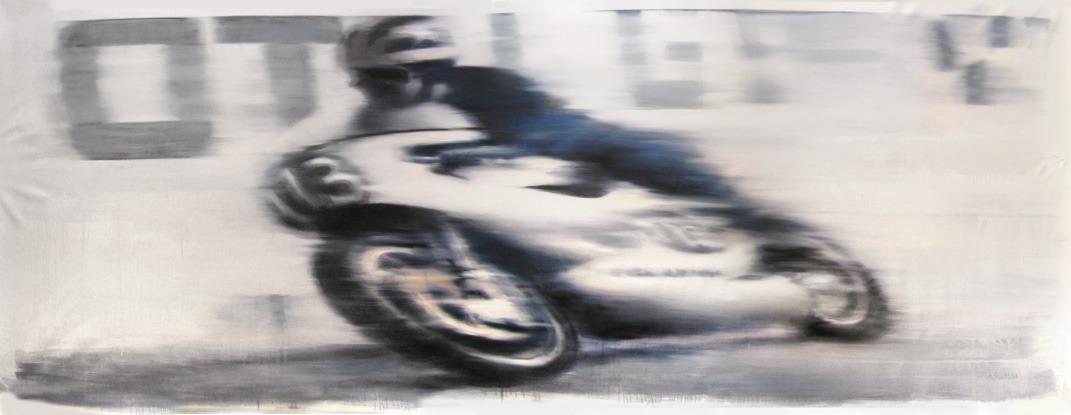 Fast Paintings di Andrea Mancini