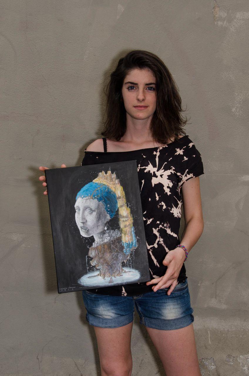 Mostra corso pittura 2014 15