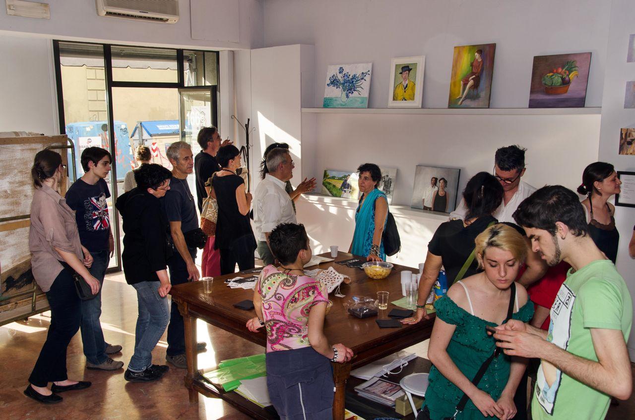 Mostra corso pittura 2014 18
