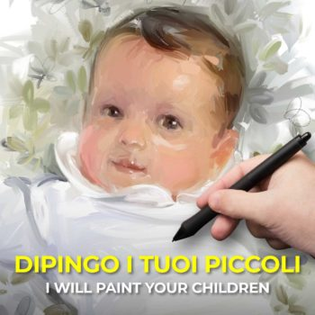 I will paint your children